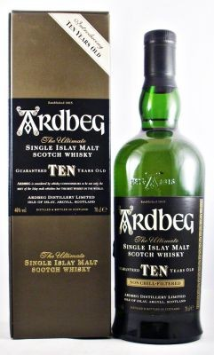 Ardbeg 10 Year Old 'Introducing' Very Rare