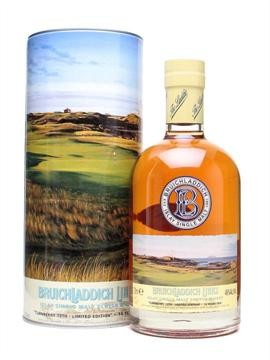 "BRUICHLADDICH 14 YEAR OLD SINGLE MALT "" TURNBERRY"""