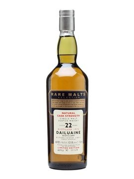 DAILUAINE 22 YEAR OLD SPEYSIDE MALT
