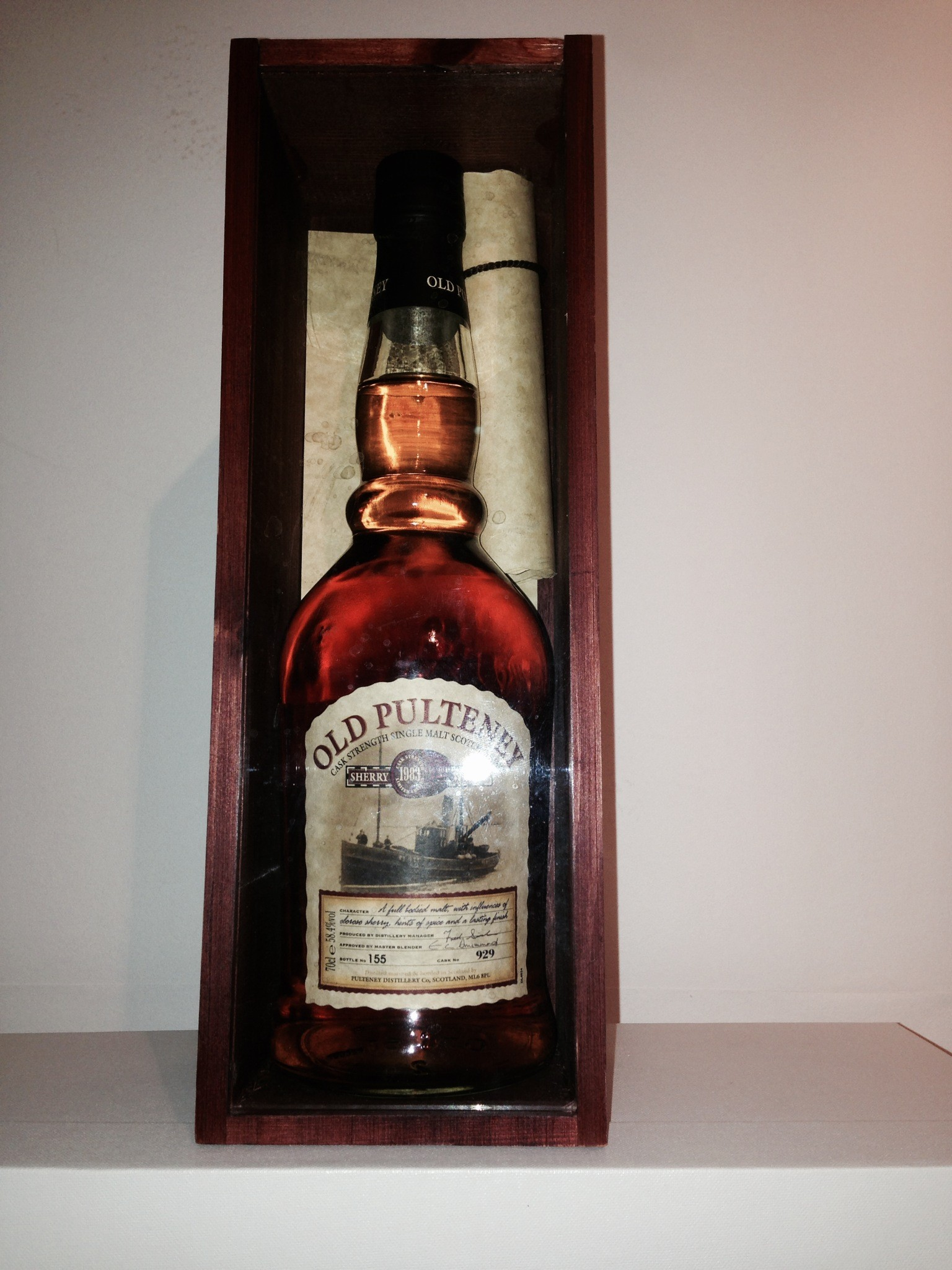 Old Pulteney For Sale Whisky By Edzell