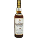 Macallan 10 Year Old Single Malt Old Bottle