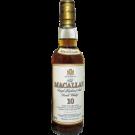 Macallan 10 Year Old Single Malt Old Bottle