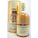 Bruichladdich 1984 Single Malt Whisky
